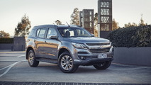 2017 Holden Trailblazer