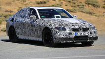2018 BMW 3-Series spy photo