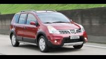Nissan lança Livina X-Gear com preço inicial de R$ 51.700