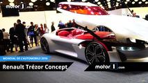 Vidéo Renault Trézor
