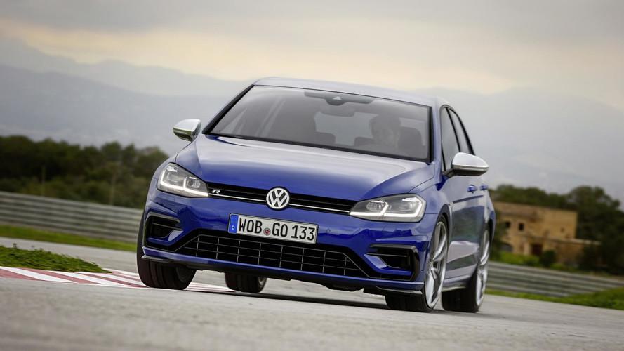 2017 Volkswagen Golf R restylée
