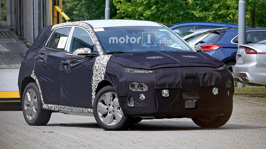 Hyundai KONA N 2018: así podría ser el SUV más deportivo de Hyundai