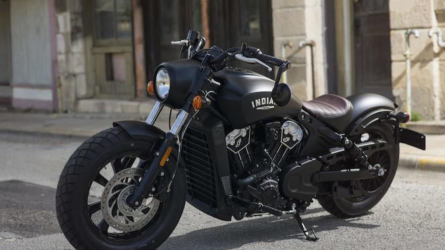 Indian Motorcycle lança nova (e malvada) Scout Bobber