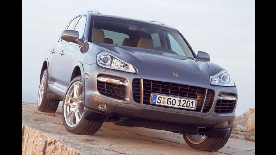 Porsche: Power-Kit schafft 540 PS in den Cayenne Turbo