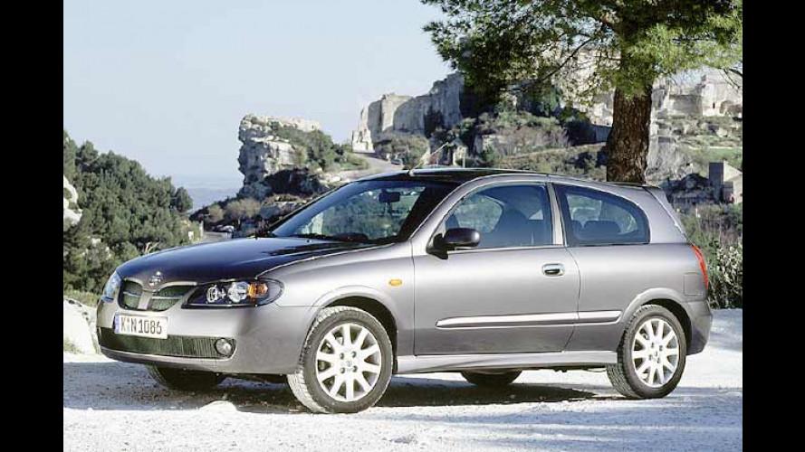 Nissan: Plus bei den Preisen und