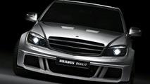 720hp Brabus Bullit Based on Mercedes C-Class sedan
