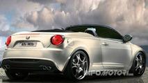 Alfa Romeo Mi.To Cabrio Rendering