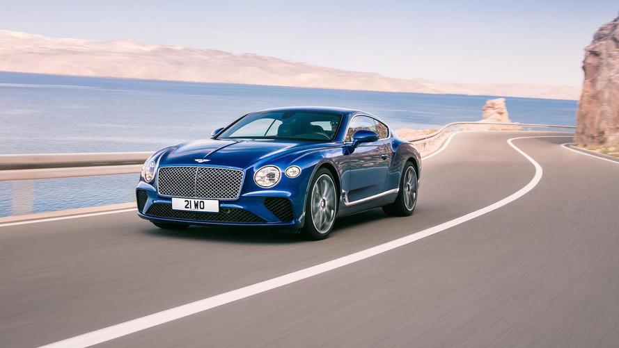 Bentley Continental GT 2018: más lujo y 333 km/h de velocidad punta
