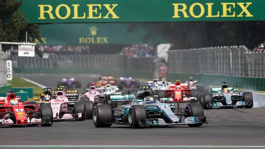 La F1 desvela sus planes para el motor de 2021