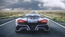 Hennessey Venom F5 Teaser