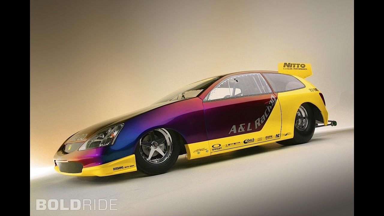 Honda Pro Drag Civic Si