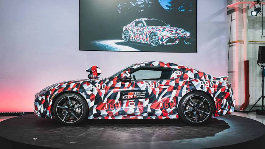 2019 Toyota Supra Has Same Body Rigidity As Lexus LFA
