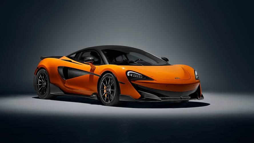 Goodwood-Bound McLaren Orange 600LT Is Your Daily Dose Of Vitamin C