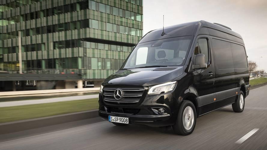 2018 Mercedes-Benz Sprinter first drive: Delivering updates all around