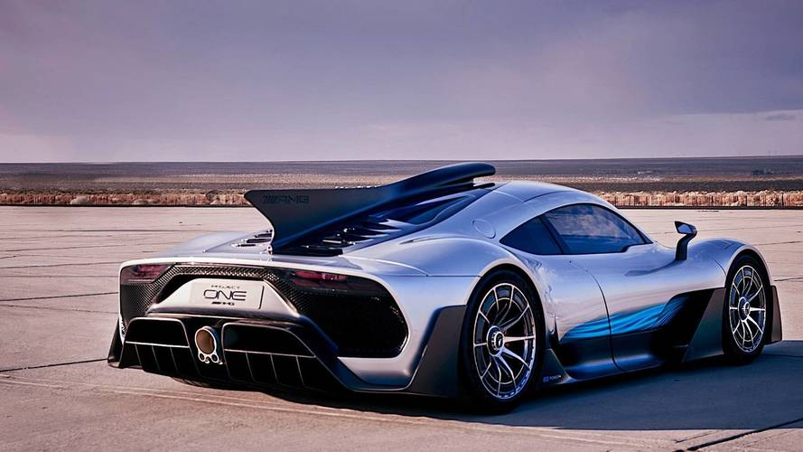 Mercedes-AMG Project One Wallpaper