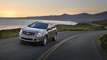 2012 Cadillac SRX - 26.7.2011