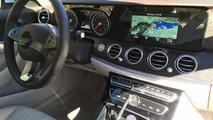 2016 Mercedes E-Class entry-level model interior