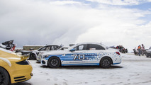 Mercedes C 250 d 4MATIC at Pikes Peak