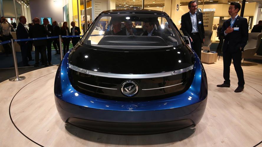 Yanfeng Automotive Interiors Xim18 Concept Photo