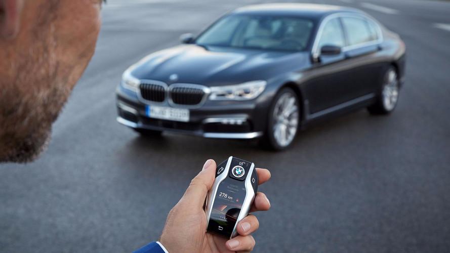 BMW - Les clefs de voiture, cet objet tellement obsolète