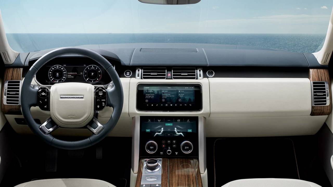 2018 Range Rover Interior 1 | Motor1.com Photos
