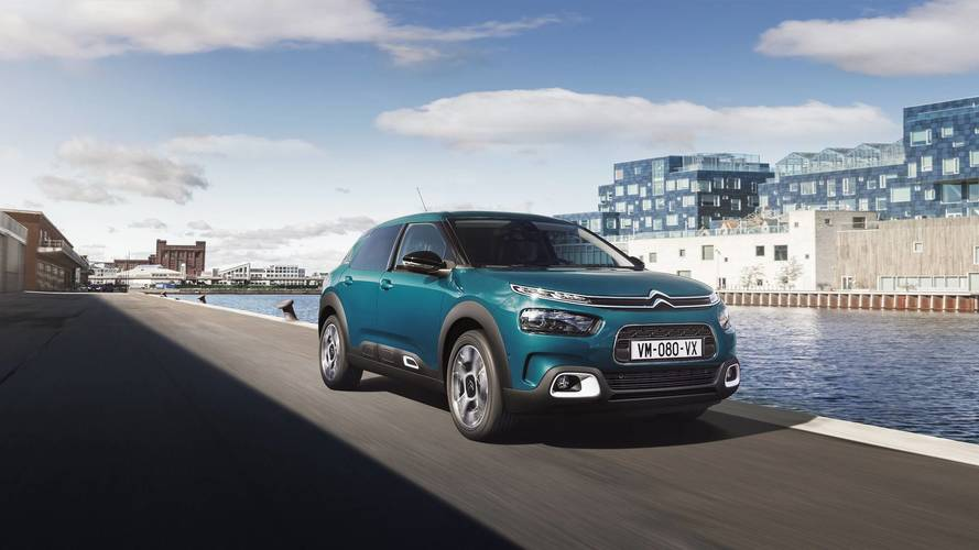 Citroën C4 Cactus 2018: restyling y cambio de rumbo