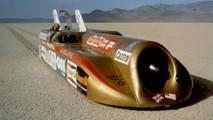 Bloodhound SSC speed run