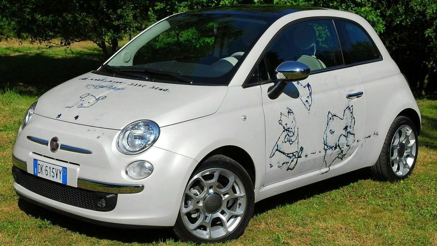 Specially Designed Fiat 500 Sells for $390,000