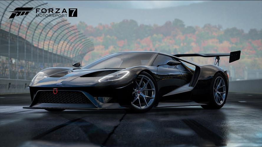 Forza Motorsport 7 – La liste des voitures s'allonge !
