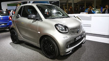 Smart ForTwo Frankfurt Official Photos