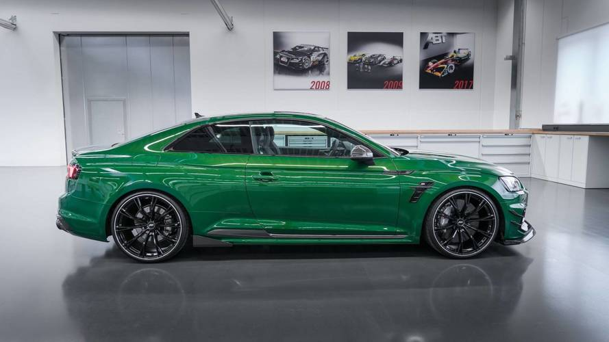 Audi RS5-R By ABT Heading To Geneva With Supercar Levels Of Power