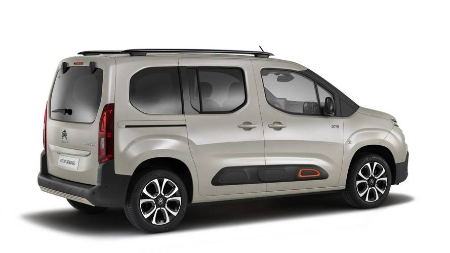 2018 Citroen Berlingo revealed