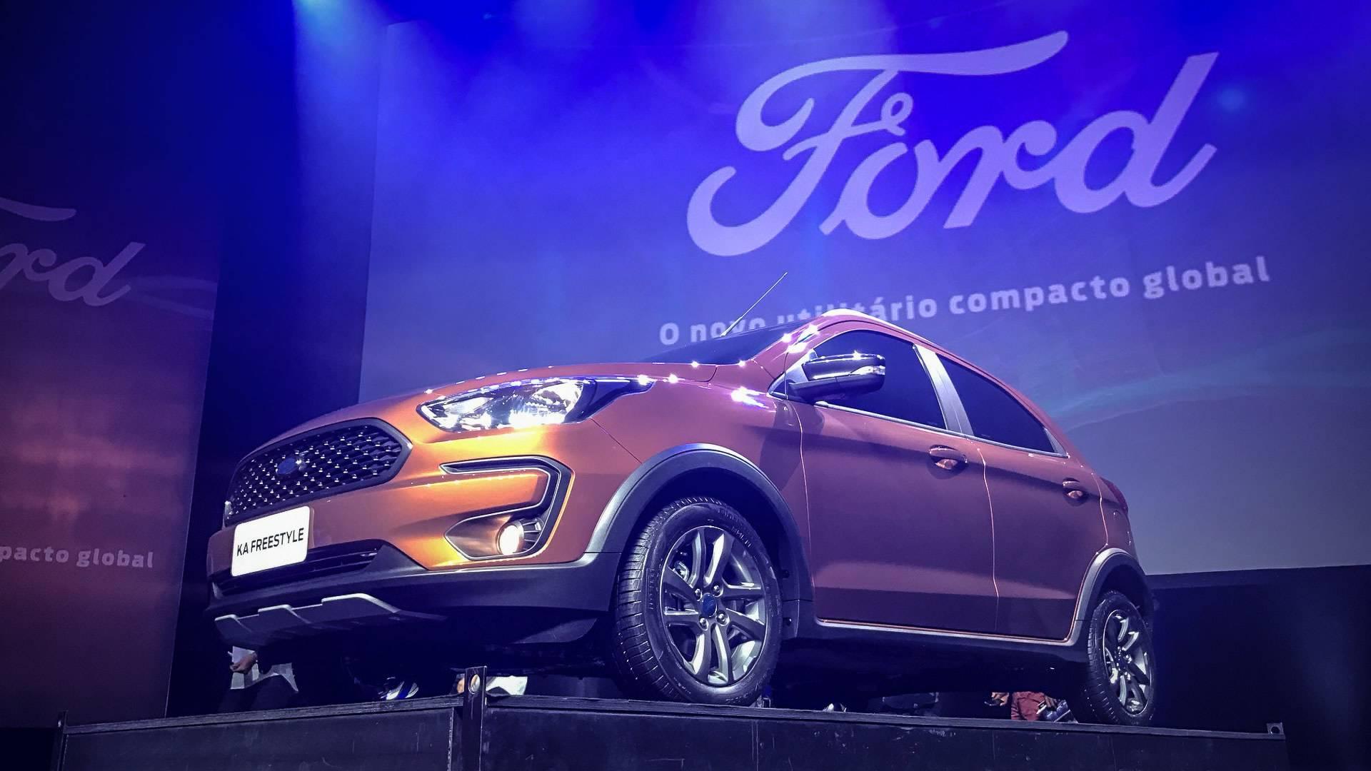 Novo Ford Ka Freestyle