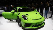 Porsche 911 GT3 RS, en los salones de Ginebra y Nueva York 2018