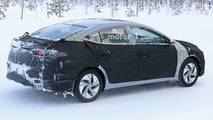 Hyundai Elantra EV Spy Photos