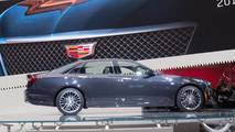 2019 Cadillac CT6 V-Sport New York Auto Show