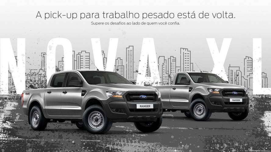 Nova Ford Ranger XL