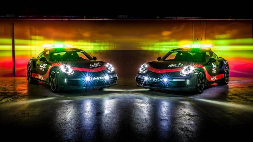 2020-ig a Porsche szállítja a biztonsági autókat a WEC számára