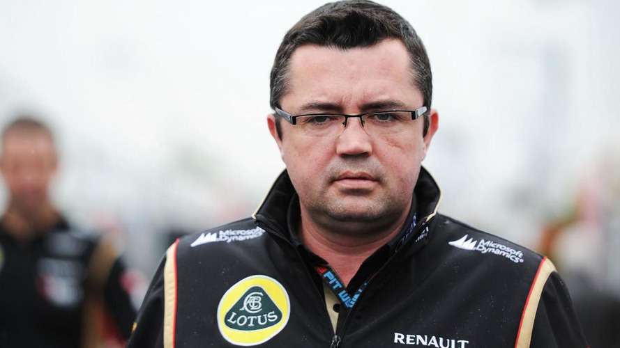 Boullier angry at timing of quit rumours