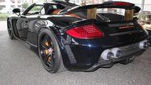 Porsche Carrera GT by Gemballa