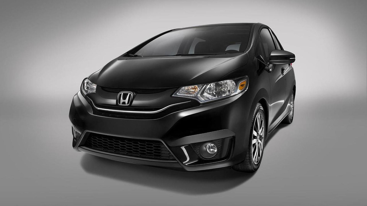 2015 Honda Fit (US-spec)