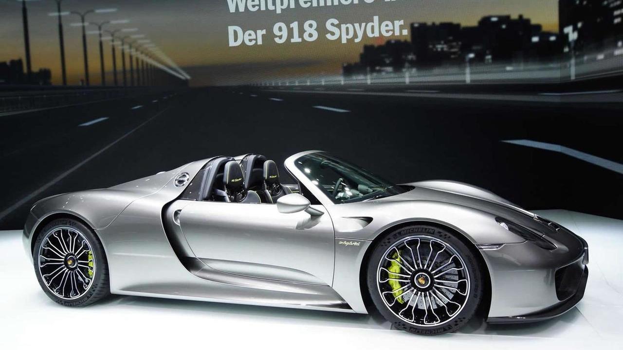 Porsche Spyder Production on porsche macan production, porsche 918 engine, porsche rs spyder engine,