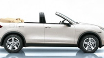 Porsche Cayenne Convertible by Newport Convertible Engineering 26.07.2013
