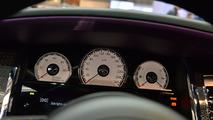 Rolls-Royce Ghost Black Badge live in Geneva
