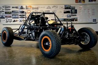 Watch the Hot Wheels Rip Rod Unleash in the Desert