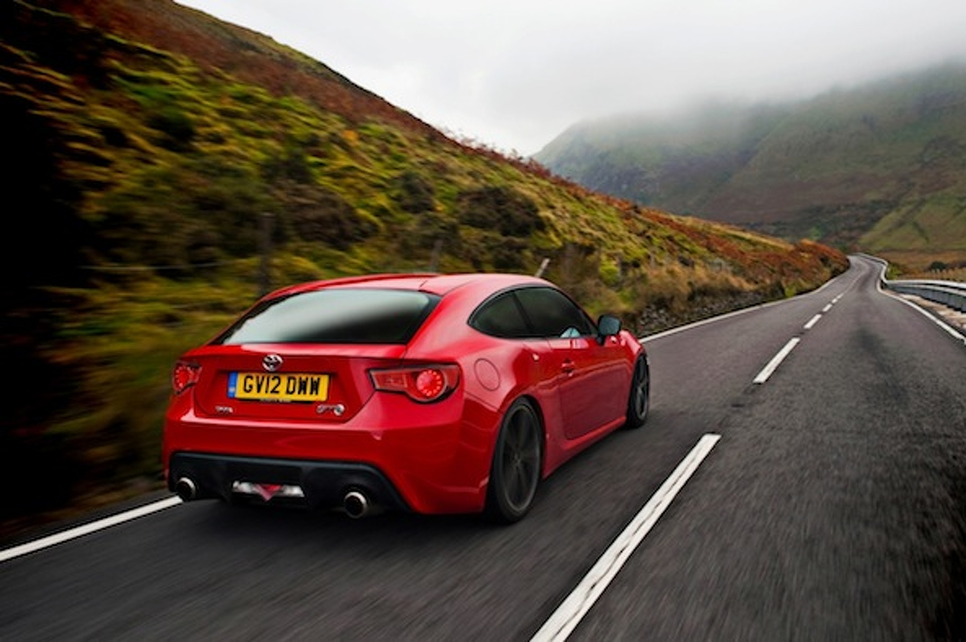Toyota GT 86 Shooting Brake: Shut Up and Take My Money