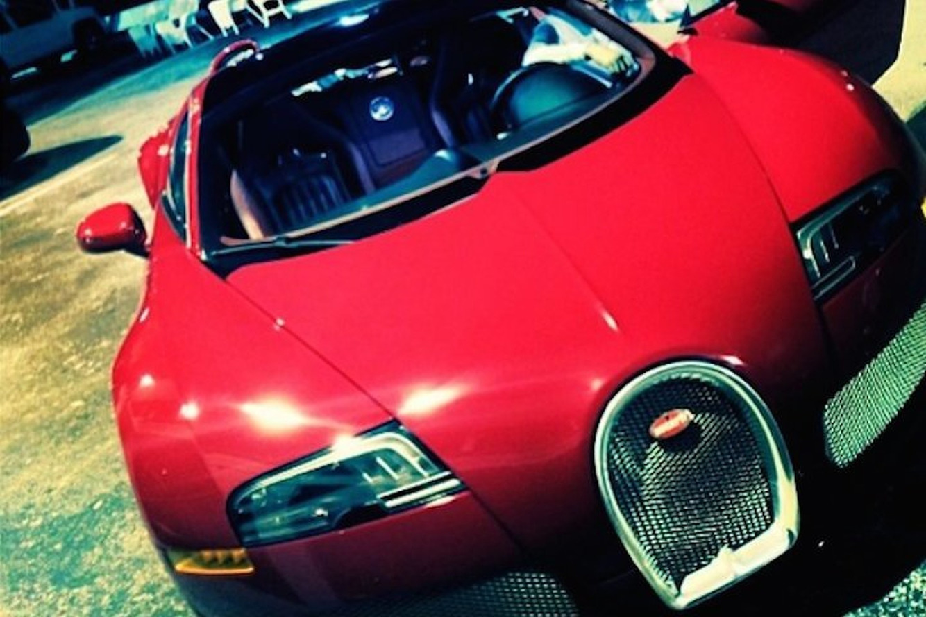 Birdman Just Gave Justin Bieber A New Bugatti