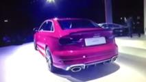 Audi RS3 Sedan 400 beygir olacak [video]