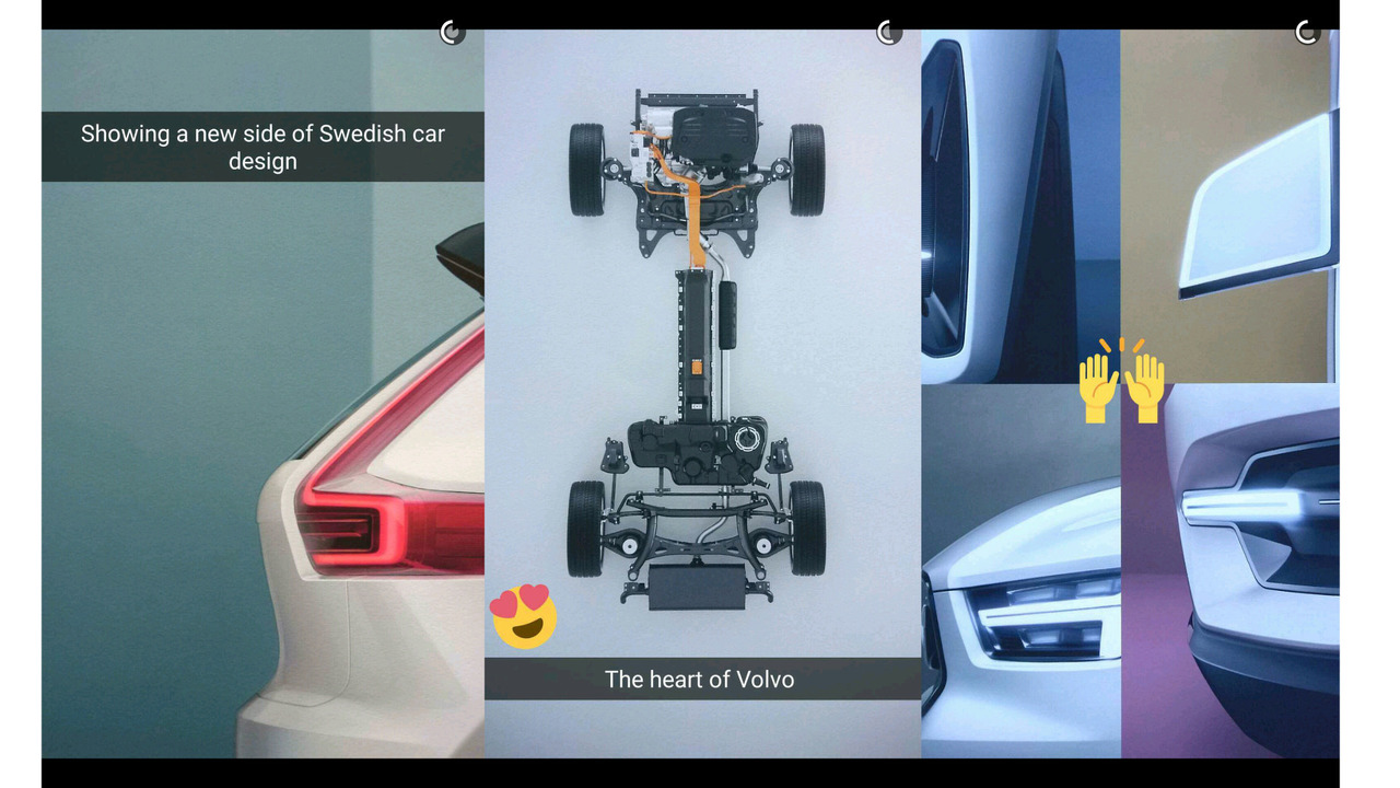 Volvo XC40 teaser image