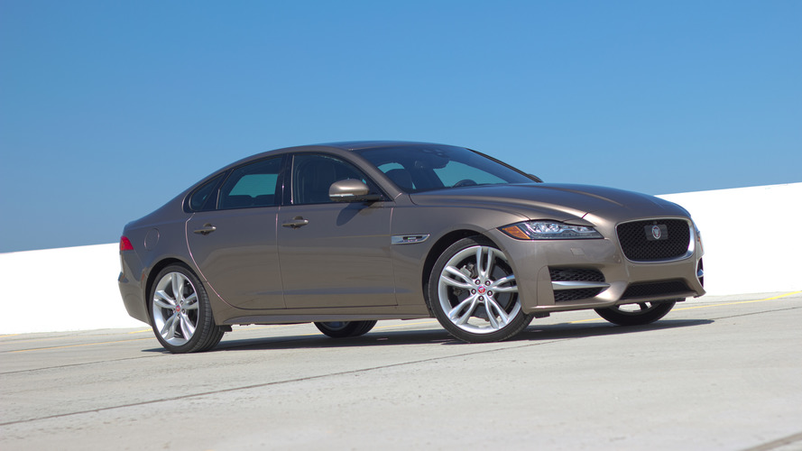 Review: 2016 Jaguar XF R Sport